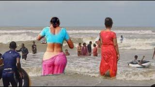 Tour of Baga Beach - BAGA Sea Beach Goa In India ( BAGA BEACH INDIA )