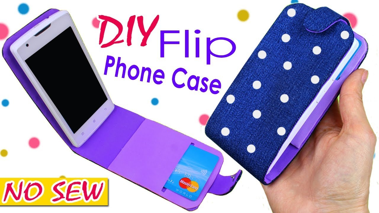sale retailer c0e59 6a1af DIY FLIP PHONE CASE TUTORIAL SO EASY TO MAKE
