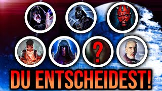 Welcher Sith bist du? (Interaktives Video)