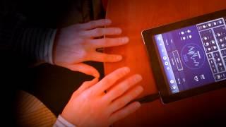 Impaktor app drumming