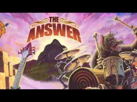 THE ANSWER - Long Live The Renegades (Official Lyric Video) | Napalm Records