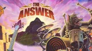 THE ANSWER - Long Live The Renegades (Official Lyric Video)   Napalm Records