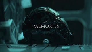 MEMORIES (Of Tony Stark)