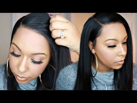 Looking REAL SCALPISH! | MyFirstWig Alexis...Again :) | Quality Wigs For Beginners