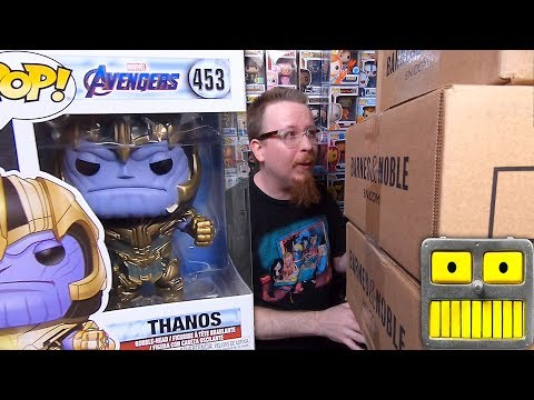 Barnes And Noble Sent Me 23 Boxes  Of Funko Pops