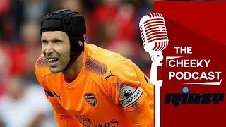 HOW ARSENAL COULD HAVE BEAT MAN CITY| LIVERPOOL LOOK THE BEST| CHEEKY PODCAST