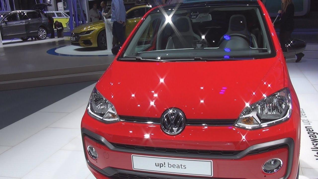 Volkswagen Up Beats 1 0 Tsi 90 Hp 2017 Exterior And Interior