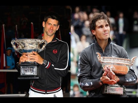 The Big Four ♦ Grand Slam 2012 Part 1 (HD)
