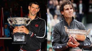 The Big Four ♦ Grand Slam 2012 Part 1 (HD)