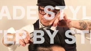 【DVD PV】フェードスタイル徹底解説DVDが遂に発売!APACHE 川上昌博が伝授する!