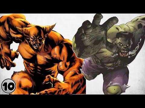 Top 10 Strongest Alternate Versions Of The Hulk