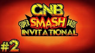 Smash Bros. Invitational Part 2 - First Round (2/3)
