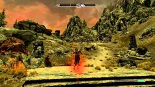 Skyrim Dawnguard Находим Амулет летучих мышей