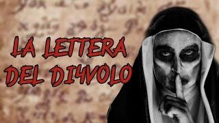 Il Mistero della Lettera del Di4v0l0 - Risolto grazie al D33p Web?