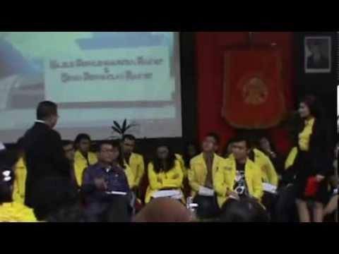 "4 Pilar Goes To Campus UI,  Tema ""Pemilih Pemula"""