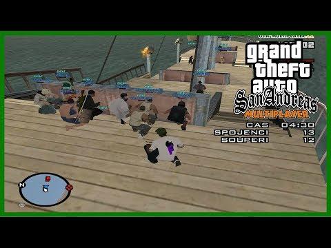 PIRÁTI ÚTOČÍ! (GTA San Andreas Multiplayer #31)