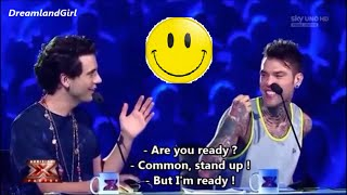 "MIKA & Fedez - ""IN HARMONY"" (Funny moment 