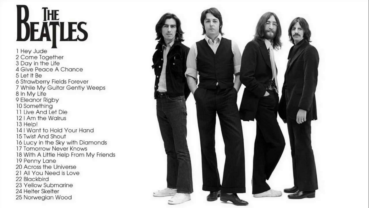 The 20 Greatest Hits - The Beatles