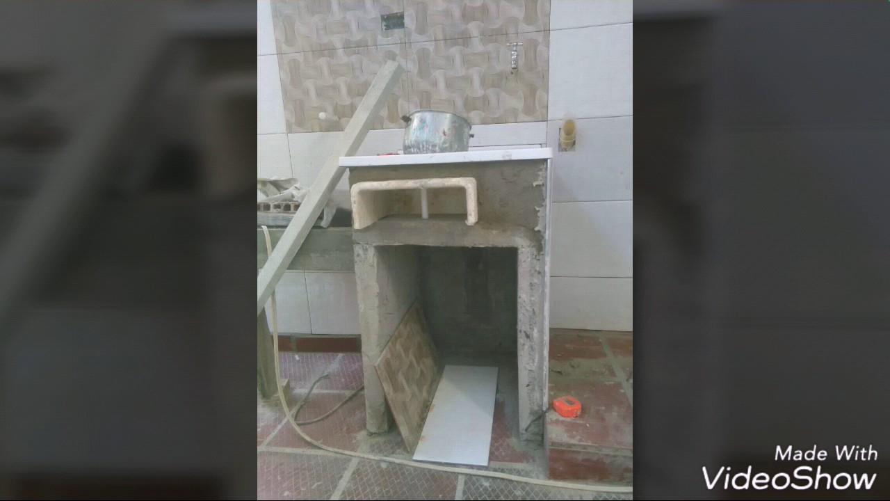 Construccion de lavadero de ropa zona de labores youtube for Modelos de lavaderos