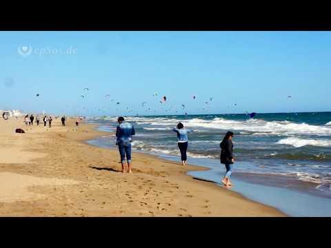 Nice Beach of CastelldeFels near Barcelona ☼