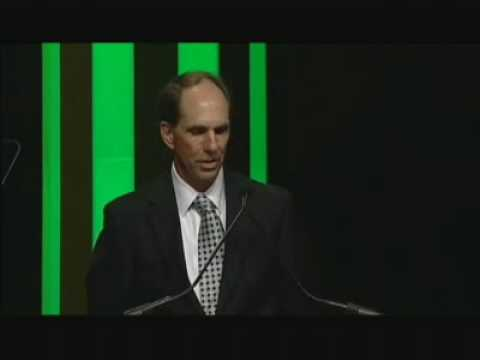 09 PGA Awards Mike Bender SPEECH