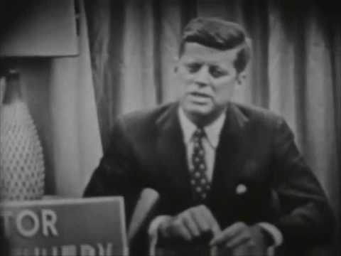 DEBATE: JOHN F. KENNEDY VS. HUBERT H. HUMPHREY (MAY 4, 1960)