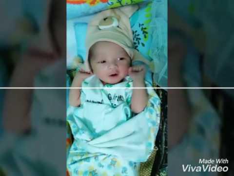 Raffy Baby Bayi Baru Lahir Imut Dan Menggemaskan Youtube