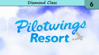 Pilotwings Resort - Mission Mode - Diamond Class