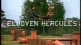 EL JOVEN HÉRCULES - Promocional TVE (2000)