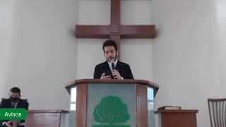 Culto Matutino (09h) - 13/12/2020