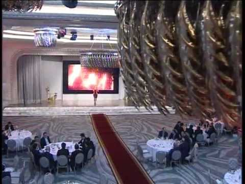 "The National Ceremony Awards of Azerbaijan ""UGUR 2011"""