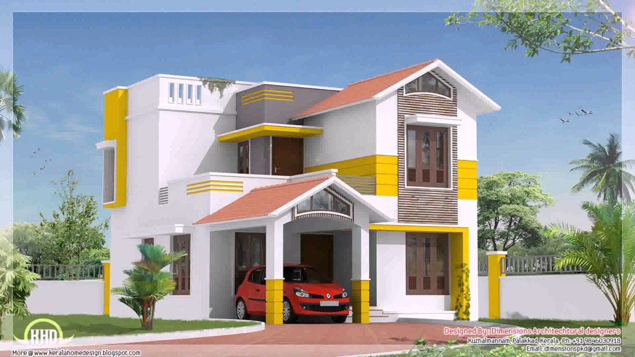 1500 sq ft house plans with basement india youtube for House plans with photos 1500 sq ft