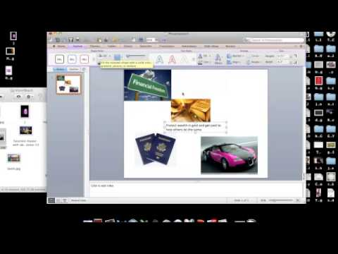 using tables for making effective powerpoint presentations