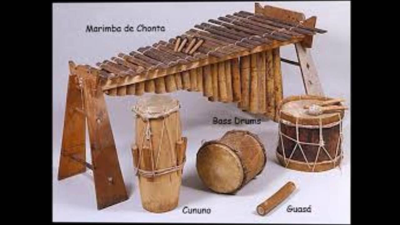 African Percussion Instruments Slideshow - YouTube
