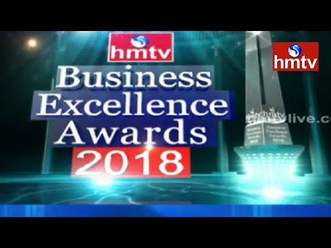 hmtv Business Excellence Awards 2018 Event On February 12th | Telugu News | hmtv News