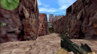 Me playing Counter Strike Anthology