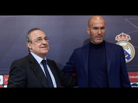 Fans Reactions: ZINEDINE ZIDANE confirmed as Real Madrid manager