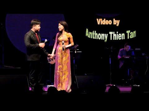 Full HD Nhớ Người Yêu, Quang Lê ft Mai Thiên Vân Paris by night Úc Châu hát live hát rất tình tứ up