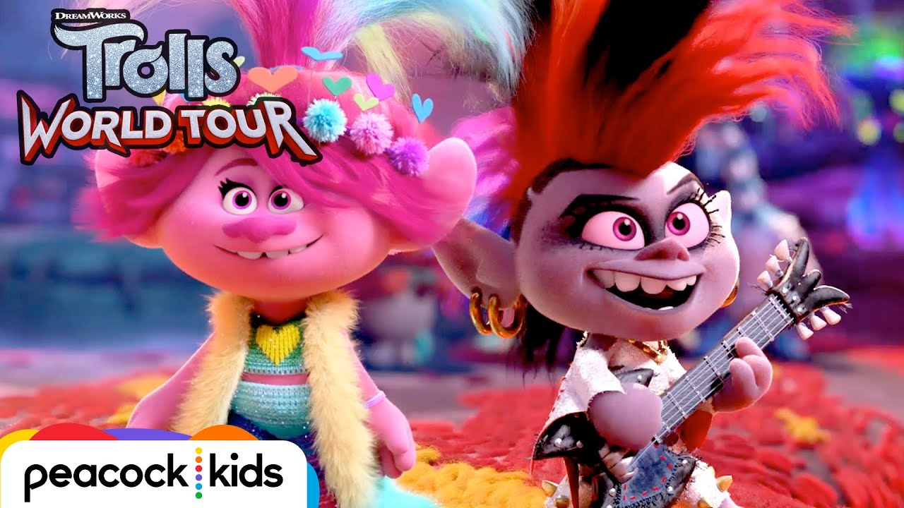 Trolls World Tour Just Sing Full Song Official Clip Youtube