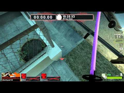 Left 4 Dead 2 - RE6 Ada Wong with voicepack | FunnyDog TV