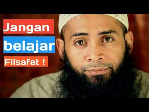 Jangan Belajar Filsafat ! - Ustadz DR. Syafiq Riza Basalamah, MA