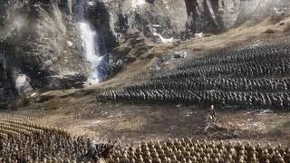 Хоббит,Битва пяти воинств!