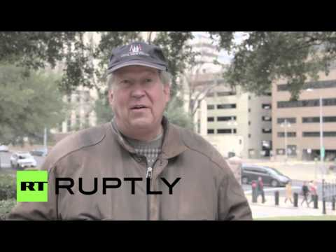 USA: Texas becomes 45th US state to pass open carry gun law