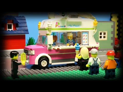 Thumbnail: Lego Ice Cream Truck
