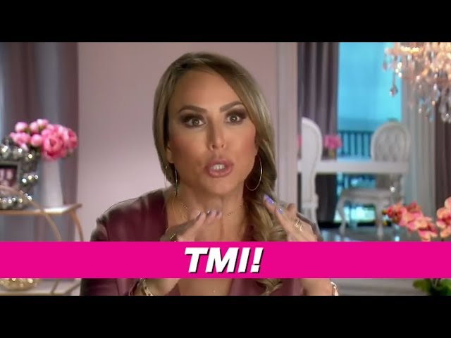 Kelly Dodd Makes Vulgar Comment About Rick Leventhal's 'Package' In Front Of His Daughter