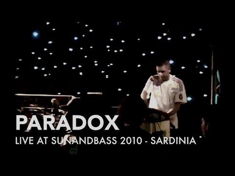 Paradox - Live at SUNandBASS 2010 in Sardinia (heavy amen set)