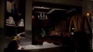 Delena scenes 5x01  The Vampire Diaries
