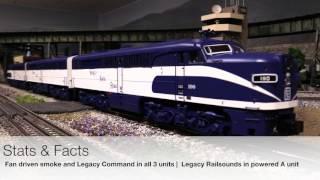 Lionel ALCO PA/PB Diesels
