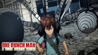 PS4/Xbox One「ONE PUNCH MAN A HERO NOBODY KNOWS」第6弾PV