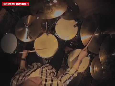 Larry Finn: Funky Drumming and Drum Solo